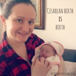 cesarean birth is birth